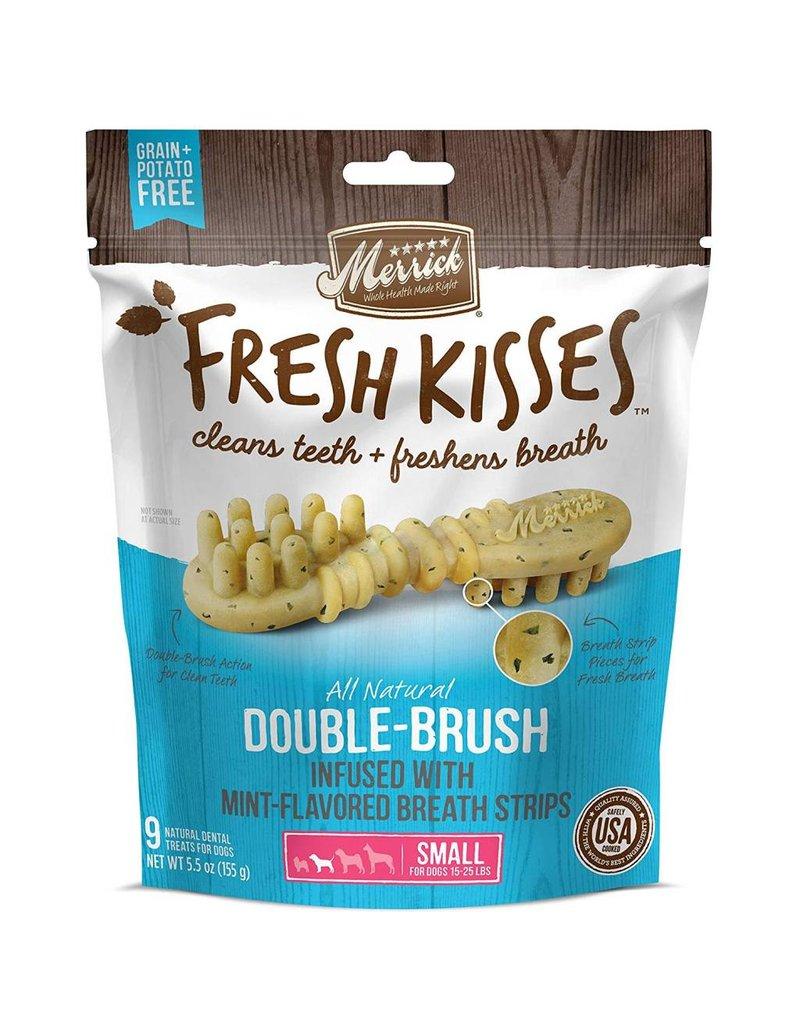 Merrick MERRICK Fresh Kisses with Mint Strips Small