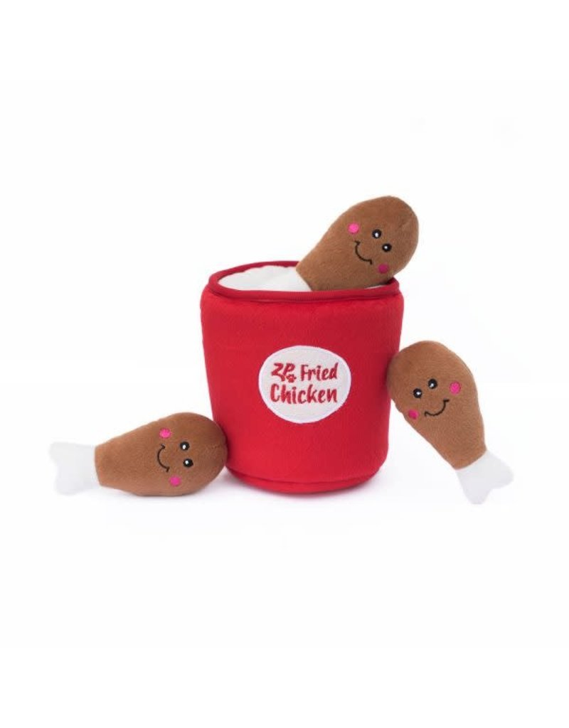 Zippy Paws ZIPPYPAWS Burrow Bucket of Chicken