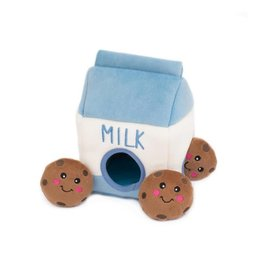 Zippy Paws ZIPPYPAWS Burrow Milk and Cookies