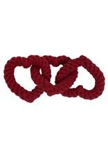 Jax & Bones GOOD KARMA Chain of Hearts Rope Toy