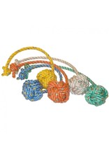 DOWNEAST NAUTICAL Floating Rope Fetch Toy