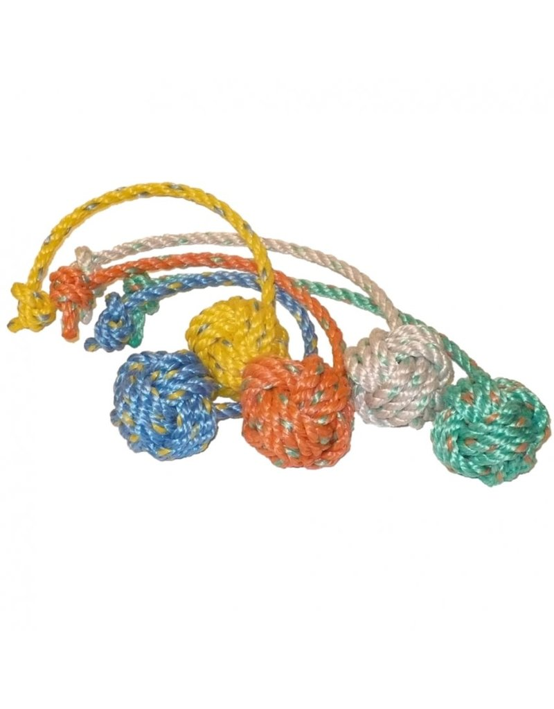 Down East Nautical DOWNEAST NAUTICAL Floating Rope Fetch Toy
