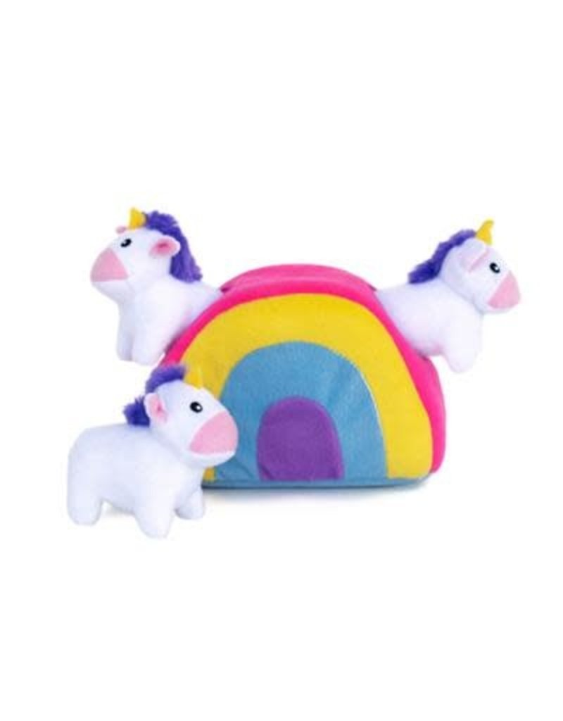 Zippy Paws ZIPPYPAWS Unicorn Burrow
