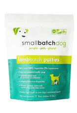 SMALL BATCH SMALL BATCH Frozen Dog Food Lamb