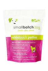 SMALL BATCH SMALL BATCH Frozen Dog Food Rabbit