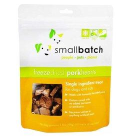 SMALL BATCH SMALL BATCH Freezedried Pork Heart Dog & Cat Treats 3.5 oz.