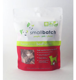 SMALL BATCH SMALL BATCH Freezedried Beef Heart Dog & Cat Treats 3.5 oz.