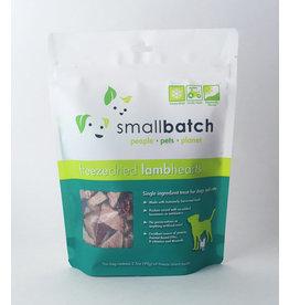 SMALL BATCH SMALL BATCH Freezedried Lamb Heart Dog & Cat Treats 3.5 oz.