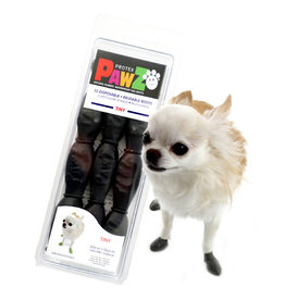 Pawz PAWZ Black Rubber Boots Tiny