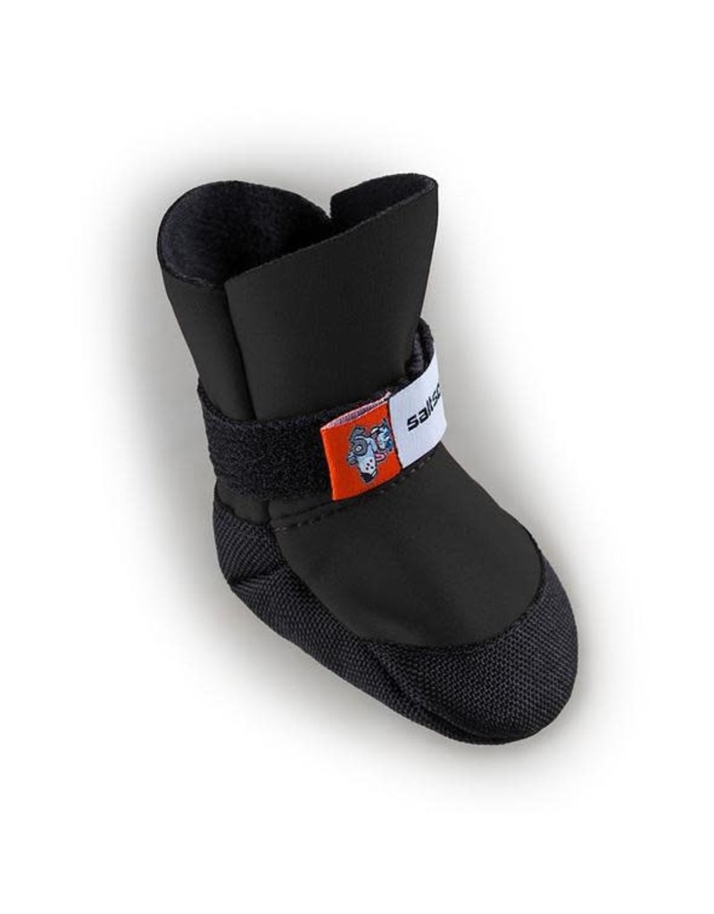Salt Sox SALT SOX Urban Dog Boot Blizzard Black