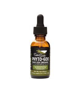 Super Snout Hemp SUPER SNOUTS Phyto-600 MG Organic Full Spectrum Hemp Oil 1OZ