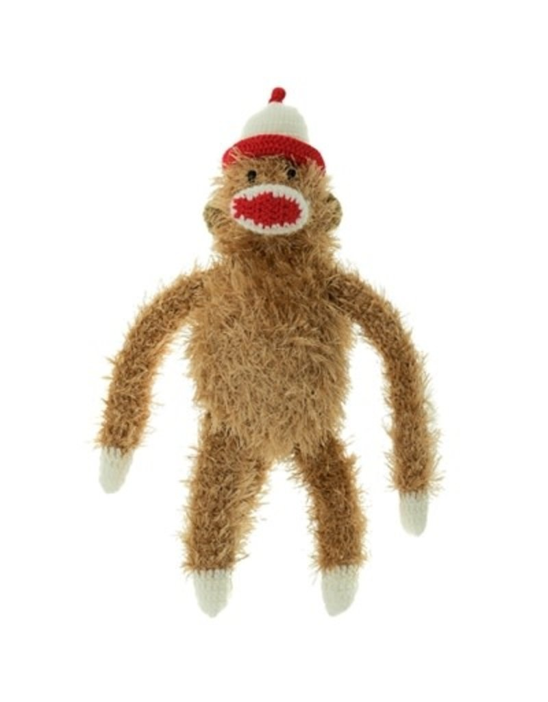Oomaloo Llc. OOMALOO Sock Monkey