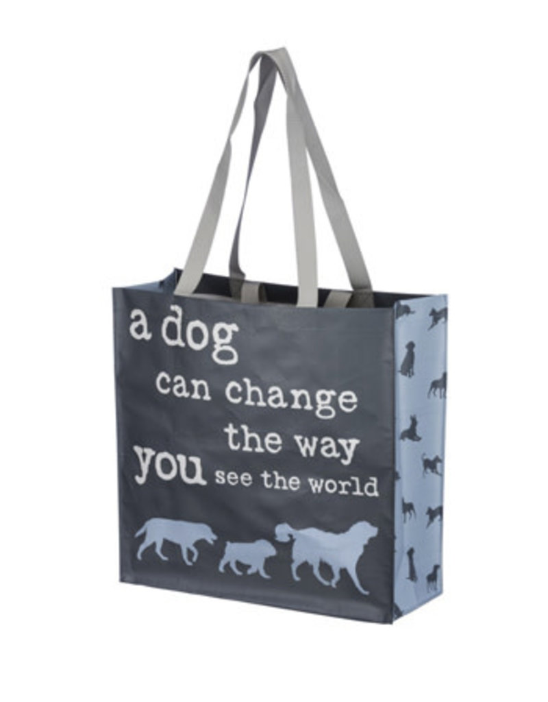 Dog is Good DOG IS GOOD Dog Can Change Market Tote