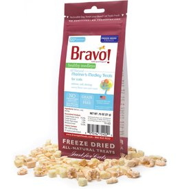 BRAVO! Pet Food BRAVO! Freezedried Mariners Medley Cat Treat .75 oz
