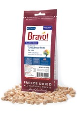 BRAVO! Pet Food BRAVO! Freezedried Turkey Cat Treat 1oz