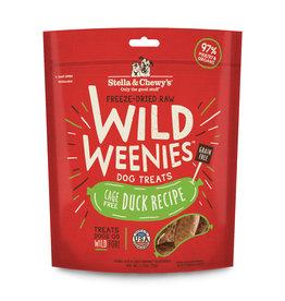 Stella & Chewy's STELLA & CHEWY'S Duck Wild Weenies Dog Treats 3.25 oz.