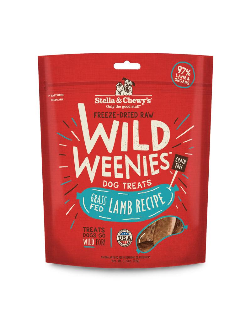 Stella & Chewys STELLA & CHEWY'S Lamb Wild Weenies Dog Treats 3.25 oz.