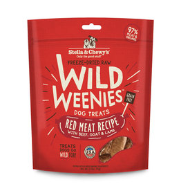 Stella & Chewy's STELLA & CHEWY'S Red Meat Wild Weenies Dog Treats 3.25 oz.