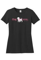 Dog is Good DOG IS GOOD Dog is Love Short Sleeve Women's Tee