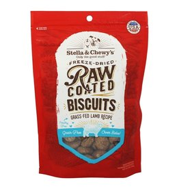 Stella & Chewy's STELLA & CHEWY'S Raw Coated Biscuits Lamb