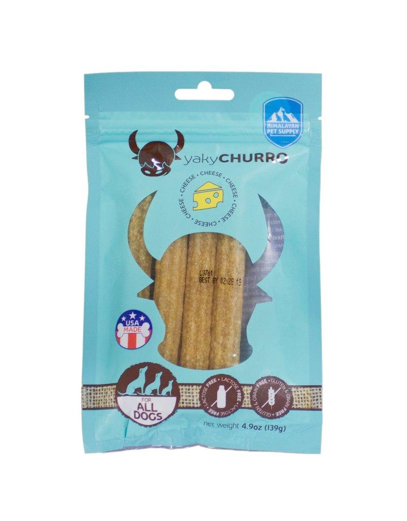 Himalayan Dog Chew HIMALAYAN Yaky Churro Cheese Dog Chew 4.9 oz.