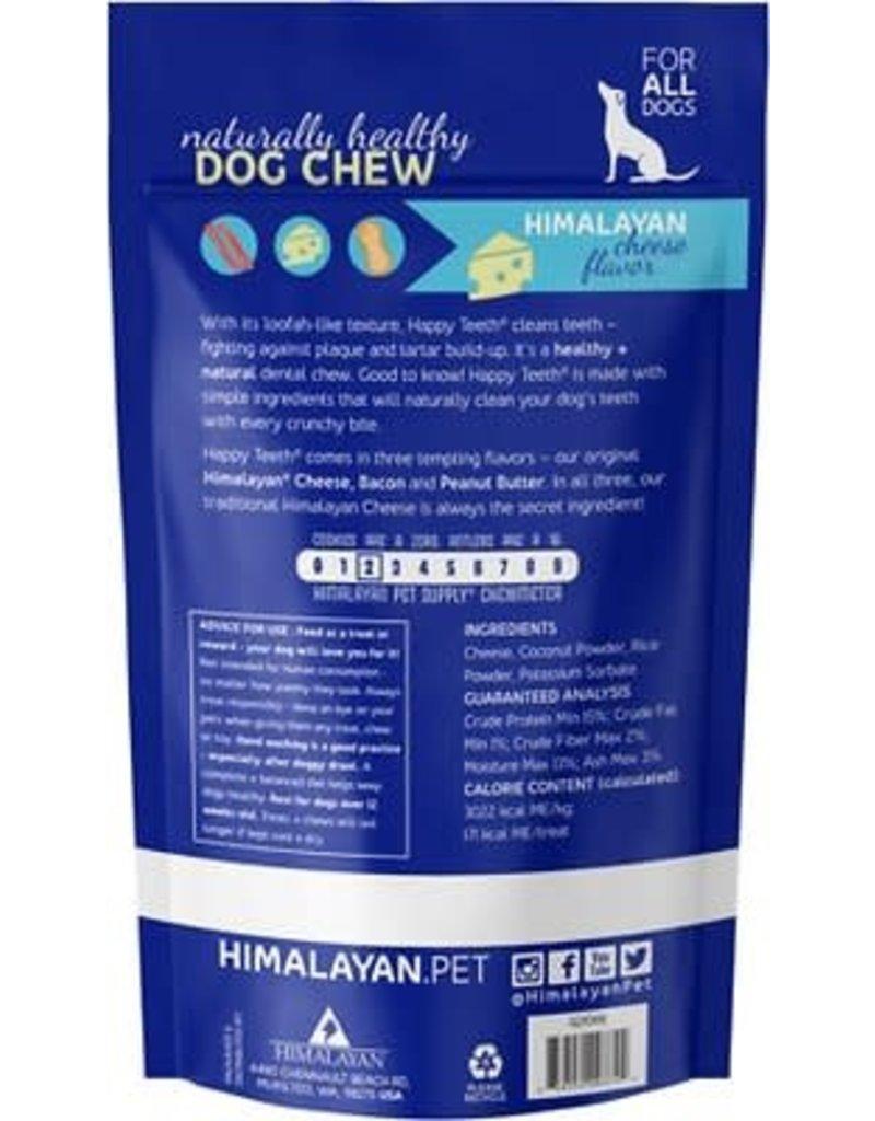 Himalayan Dog Chew HIMALAYAN Happy Teeth Cheese Dog Chew