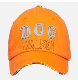 Barkology BARKOLOGY Dog Walker Cap Orange