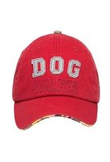 Barkology BARKOLOGY Dog Walker Cap Red