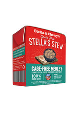 Stella & Chewy's STELLA & CHEWY'S Dog Stew Cage Free Medley 11oz CASE/12