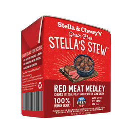 Stella & Chewys STELLA & CHEWY'S Dog Stew Red Meat Medley 11oz CASE/12