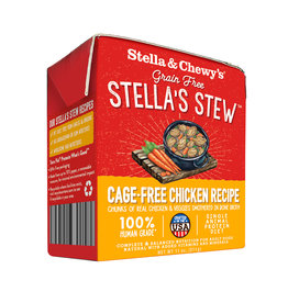 Stella & Chewys STELLA & CHEWY'S Dog Stew Chicken 11oz CASE/12