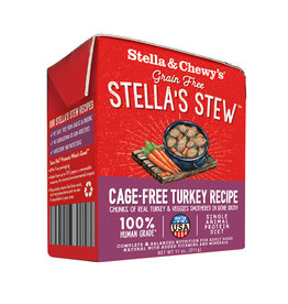 Stella & Chewy's STELLA & CHEWY'S Dog Stew Turkey 11oz CASE/12