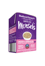 Stella & Chewys STELLA & CHEWY'S Marvelous Morsels Chicken & Salmon Recipe for Cats 5.5oz CASE/12