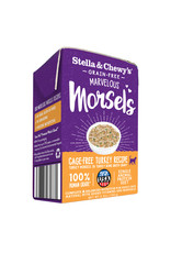 Stella & Chewys STELLA & CHEWY'S Marvelous Morsels Turkey Recipe for Cats 3.5oz CASE/12