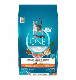 Nestle PURINA ONE Chicken & Rice Dry Cat Food 22lb.
