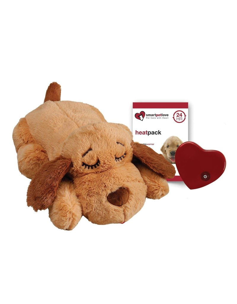 SmartPetLove SMARTPETLOVE Snuggle Puppy - Biscuit