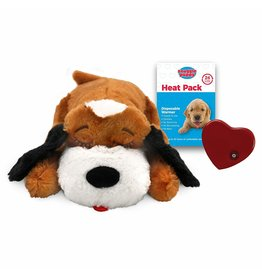 SmartPetLove SMARTPETLOVE Snuggle Puppy - Brown & White