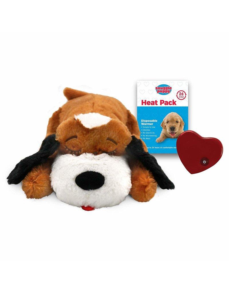 SmartPetLove The Snuggle Puppy Brown & White