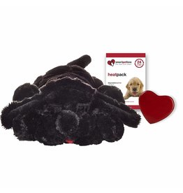 SmartPetLove SMARTPETLOVE The Snuggle Puppy - Black Lab