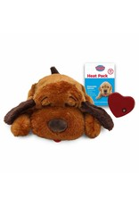SmartPetLove The Snuggle Puppy Brown Mutt