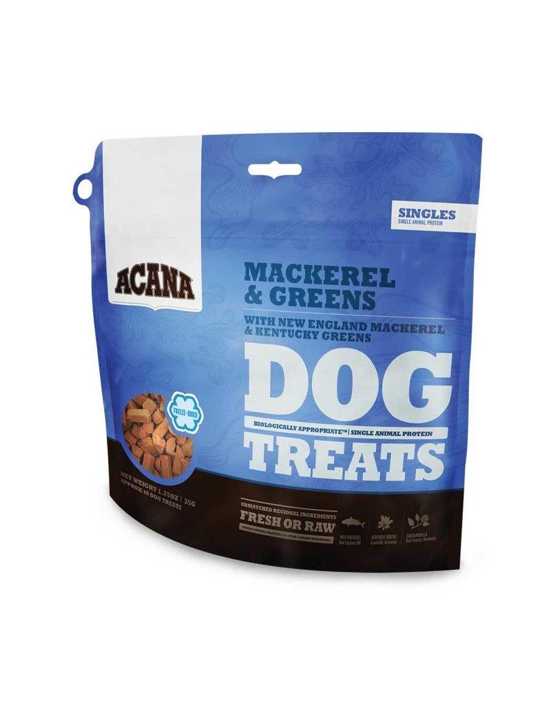 Acana ACANA Freezedried Mackerel & Greens Dog Treat