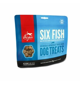 ORIJEN ORIJEN Freezedried Dog Treat Six Fish
