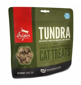 ORIJEN ORIJEN Freezedried Tundra Treat for Cats 1.25 oz.