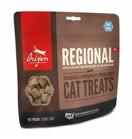 ORIJEN ORIJEN Freezedried Regional Red Treat for Cats 1.25 oz.