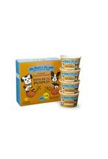 BEAR & RAT THE BEAR & THE RAT Frozen Yogurt Dog Treat Pumpkin 4/pk