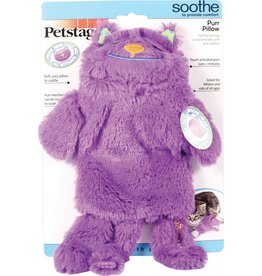 PETSTAGES PETSTAGES Purr Pillow Soothe & Comfort Cat Toy