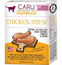 CARU CARU Cat Food Classic Chicken Stew 6 oz