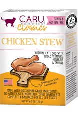 CARU CARU Cat Food Classic Chicken Stew 6 oz 12/Case