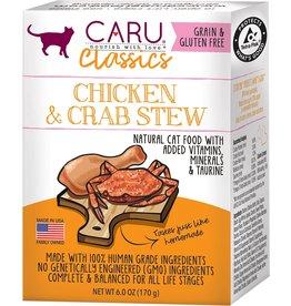 CARU CARU Cat Food Classic Chicken & Crab Stew 6 oz