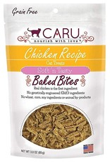 CARU CARU Soft n' Tasty Baked Bites Cat Treats Chicken 3oz